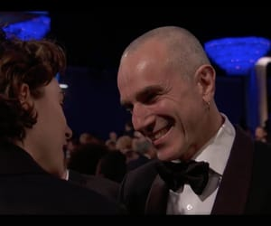 Daniel Day-Lewis and timothee chalamet image