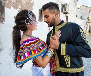 Algeria, arab, and couple image