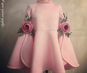 rose, pink, and fashion image