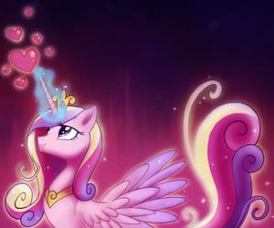 my little pony, friendship is magic, and mlp fim image