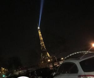 nigth, nuit, and paname image