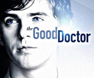 blue, serie, and the good doctor image