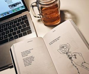 book, girl, and inspiration image