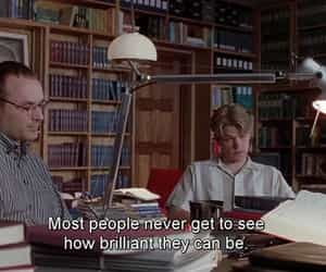 books, movie, and people image