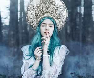blue, fantasy, and bella kotak image
