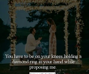 couple, love birds, and proposal image