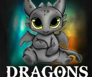 dragons, toothless, and me image