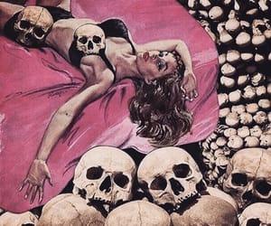 grunge, Halloween, and vintage vibes image
