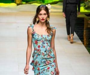 angel, Dolce & Gabbana, and fashion image