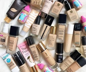 Foundation, make up, and cute image
