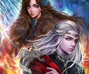 she wolf, ice and fire, and house targaryen image