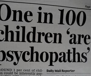 psychopath, child, and grunge image