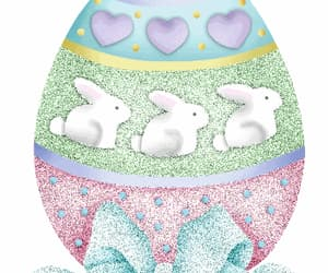 colored, easter, and egg image