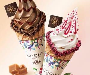 chocolate, delicioso, and fresa image