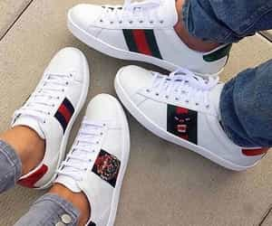 fashion, gucci, and shoes image