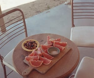 aesthetic, table, and food fruit image
