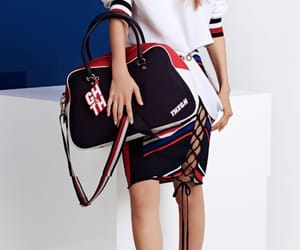 bolso, maleta, and fashion image