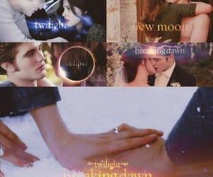 bella, twilight, and edward image