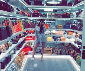 kylie jenner, kylie, and bags image
