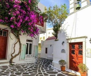 Greece, holidays, and mykonos image
