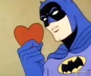 love and batman image