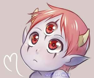 adorable, big eyes, and disney image