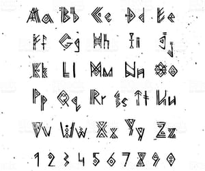 ABC, aesthetic, and alphabet image