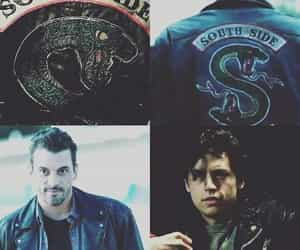 aesthetic, jughead, and southside serpents image