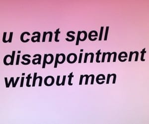 men and dissapointment image