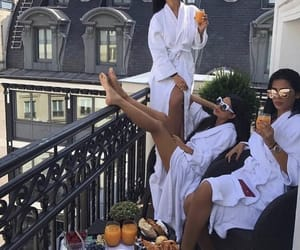 friends, goals, and luxury image