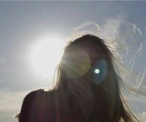 girl, sun, and tumblr image