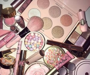 maquillaje, beauty, and glitter image