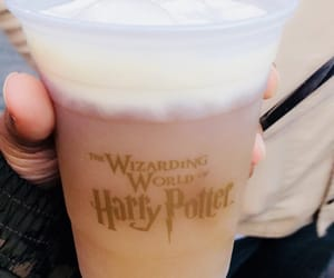 california, drink, and harry potter image
