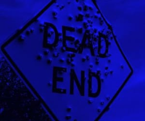 dead, end, and grunge image