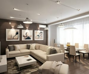 dining rooms, living rooms, and room ideas image