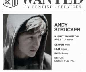 wanted, andy strucker, and the gifted image
