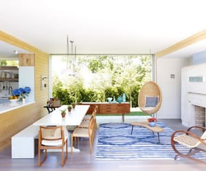 dining rooms, living rooms, and rooms image