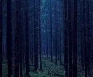alone, dark, and Darkness image