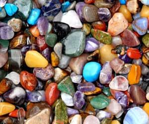 amethyst, lapis lazuli, and article image