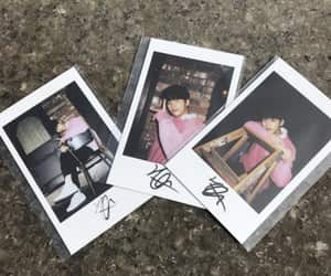 kpop, polaroid, and sk image