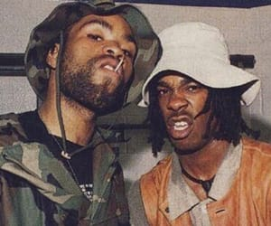 method man and busta rhymes image
