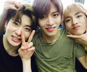 kpop, jaehyun, and yuta image