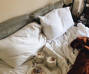coffee and bedroom image