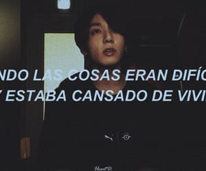 frases, canciones, and jungkook image