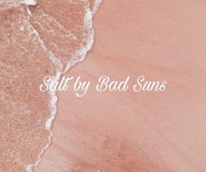 album, salt, and summer image