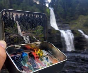 art, nature, and beautiful image