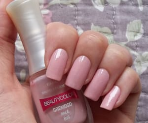 bale, candy color, and manicure image