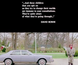 The Breakfast Club, david bowie, and quotes image