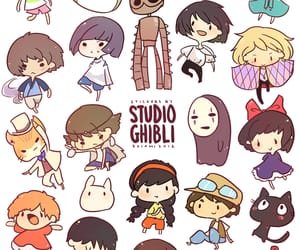 studio ghibli, anime, and ghibli image