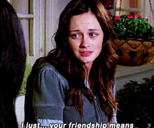gif, gilmore girls, and friends image